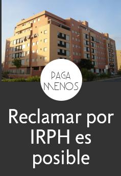 El índice de referencia de préstamos hipotecarios (IRPH)